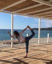 The Yoga Pixi
